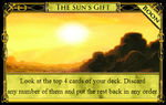 The Sun's Gift from Shuffle iT