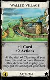 Walled Village from Goko/Making Fun