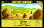 The Field's Gift from Shuffle iT