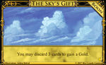 The Sky's Gift