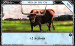 Way of the Ox